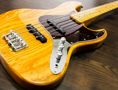 Hutsch Jazz Bass Custom Shop