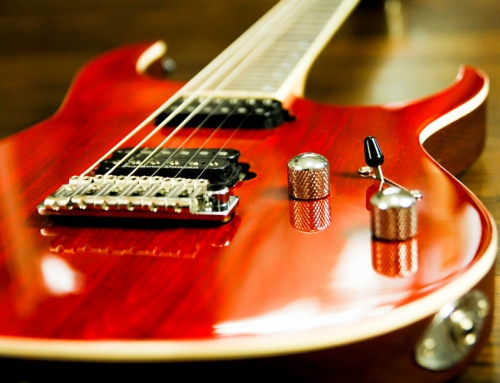 Hutsch Tecno Model Custom Shop